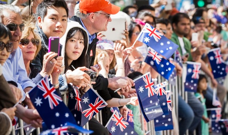 Is Australia The Most Multi-Cultural Country?