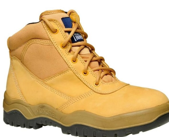 What Are Mongrel Work Boots?